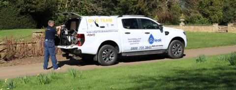 Newport Pagnell Leak Detection Specialists