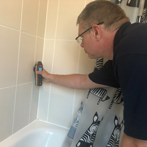 Cold Water Leak Detection Etchingham