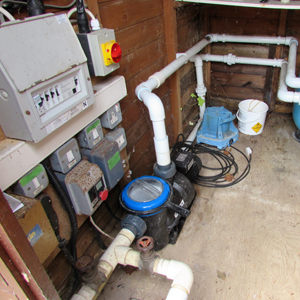 Filtration System Leak Detection Sidlesham