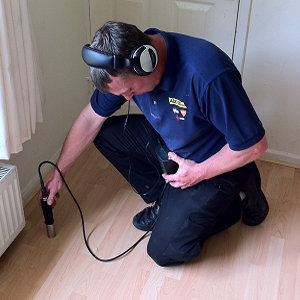 Heating Circuit Leak Detection Dorking