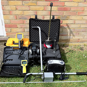 Water Leak Detection Bishops Waltham