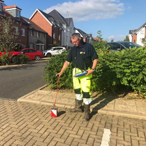 Water Mains Leak Detection Spencers Wood